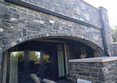 residential rundle stone